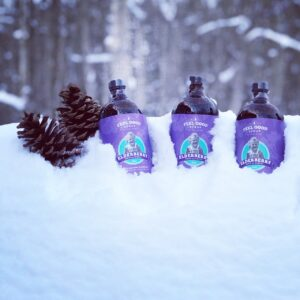 3 Pack Elderberry Syrup